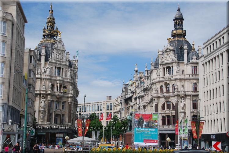 Antwerp Belgium  City new picture : Belgium: Antwerp/ Antwerpen