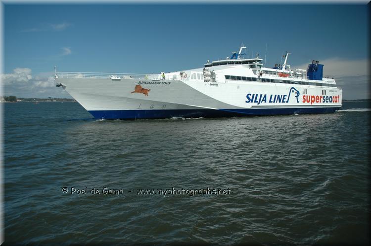 Finland: Silja Line